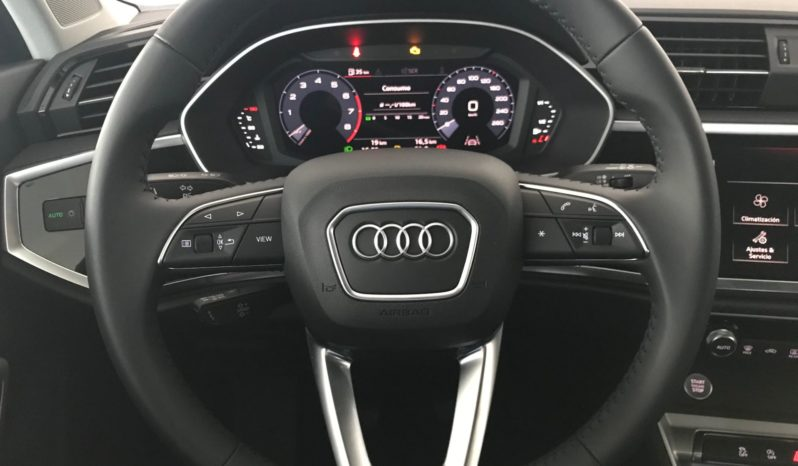 AUDI Q3 Advanced 35 TFSI 110(150) kW(CV) 6 vel. lleno